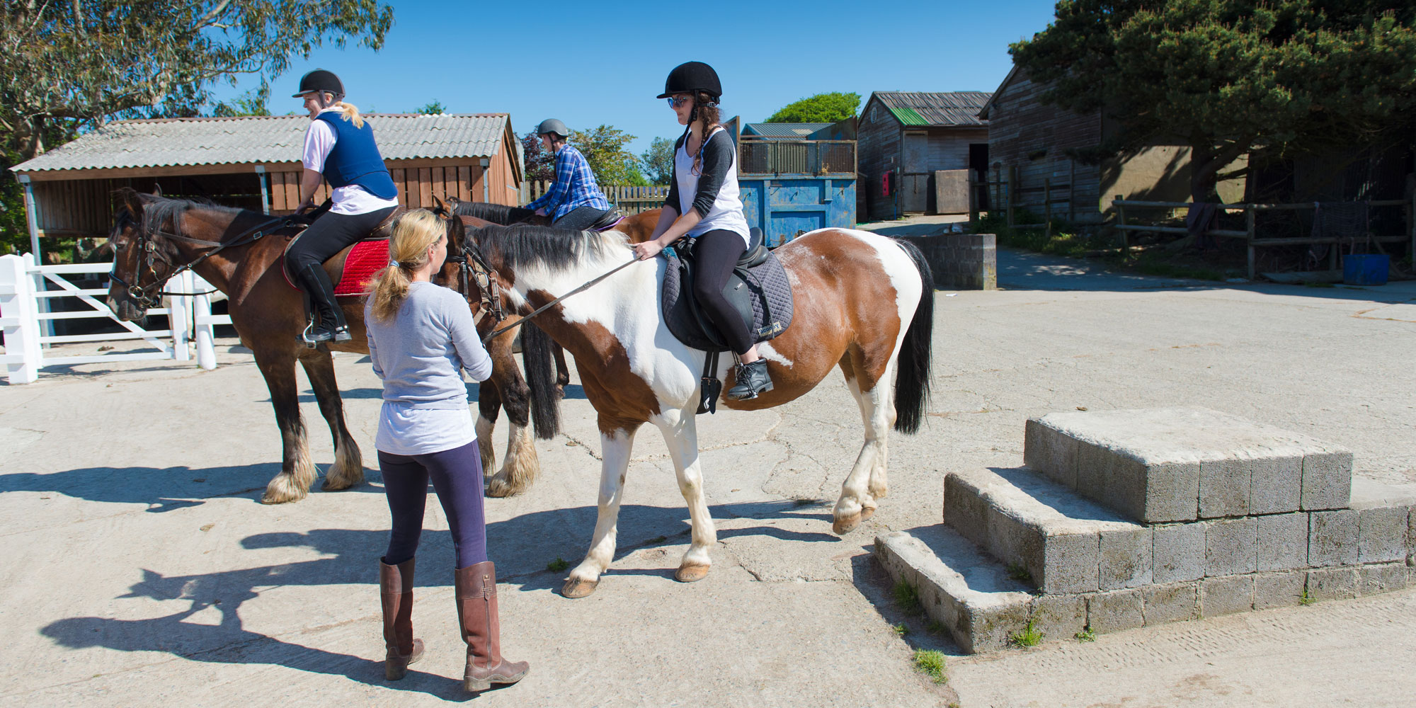 Pony Trekking & Riding