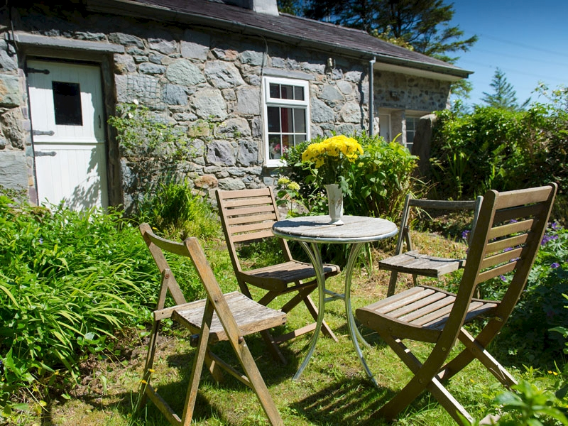 Snowdonia Riding Stables Rhosgoch Holiday Cottage