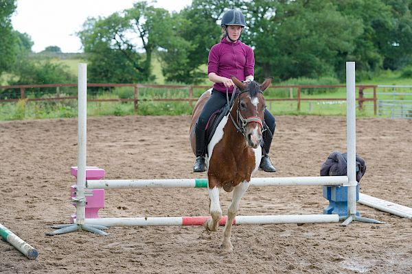 Snowdonia Riding Stables Taylor Croke Show Jumping Clinic